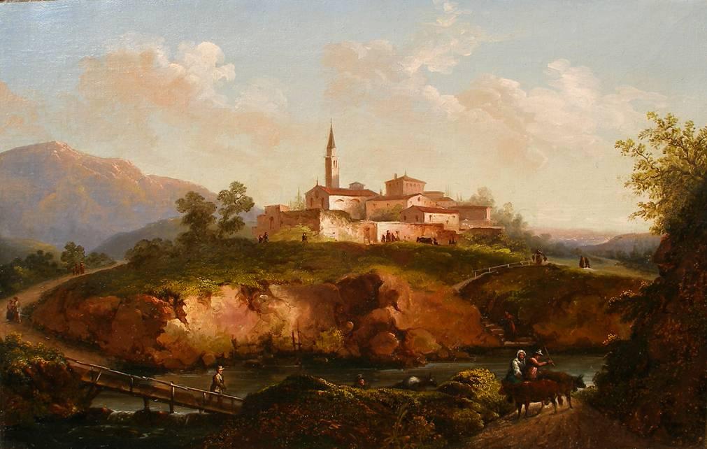 Studio D Arte Italia Painting