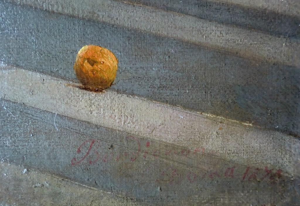 Studio mondi dipinti antichi no bordignon pittore di for Compro quadri contemporanei